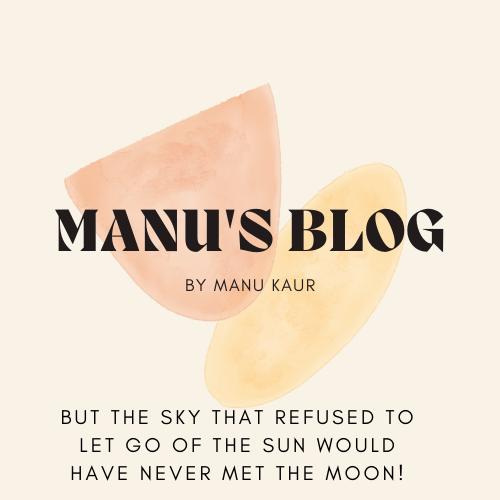 Manu's Blog